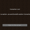 Internal Exception: Connection Reset Error